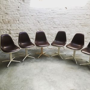 Set Eames Chairs
