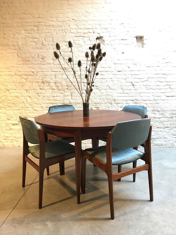 Die-Firma-vintage-shop-Antwerp-diningset-pallisander