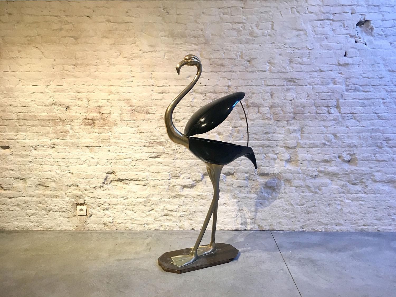 Die-Firma-vintage-shop-Antwerp-flamingo-midcentury