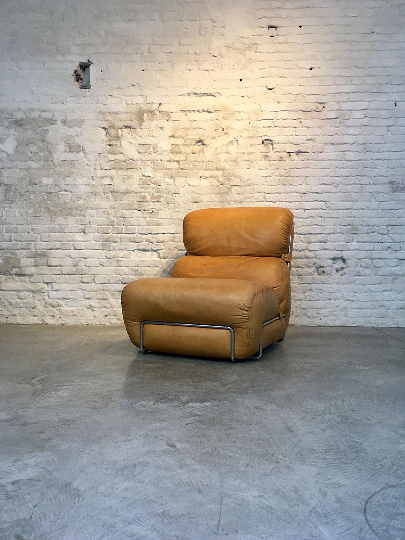 Die-Firma-vintage-shop-Antwerp-leolux-chair