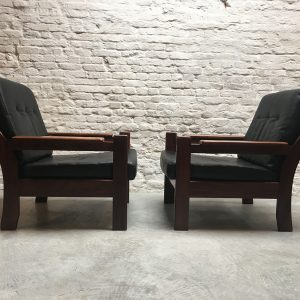 Set Palissander Lounge Chair