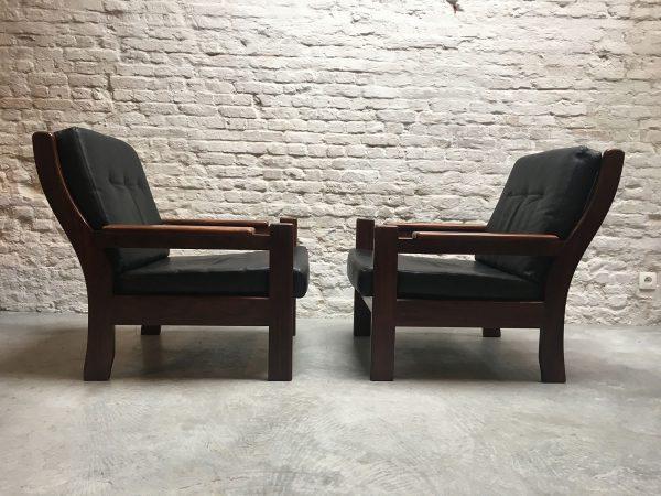 Die-Firma-vintage-shop-Antwerp-palissander-lounge-chair-midcentury-design