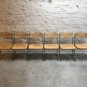Set Wicker Chairs
