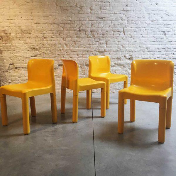 Die Firma vintage shop Antwerp 4875 Claudio Bartoli Kartell