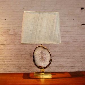 Agaat Lamp – Willy Daro
