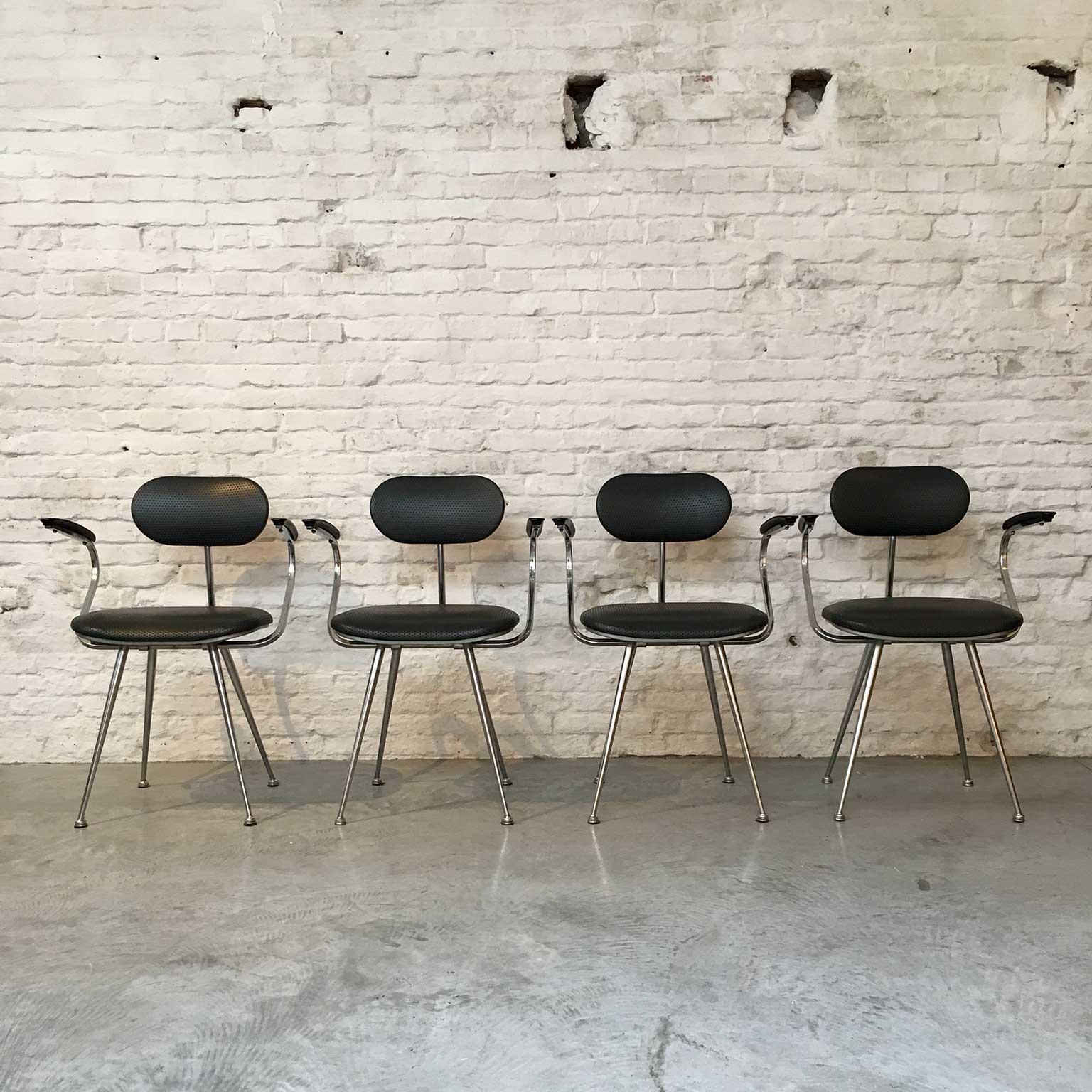 Vintage Industriele Stoelen.Set Industriele Vintage Chairs Die Firma