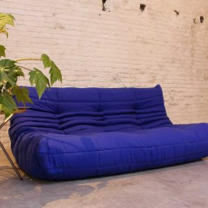 Ligne Roset Togo Michel Ducaroy Royal Blue