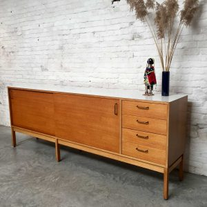 Abstracta Sideboard – Jos de Mey voor Van Den Berghe – Pauvers