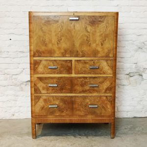 Art Deco Secretaire – Heal's of London