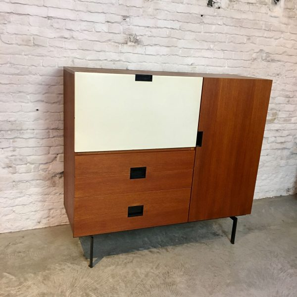 Die-Firma-vintage-shop-Antwerp-kast-Pastoe-CU06-japanse-serie