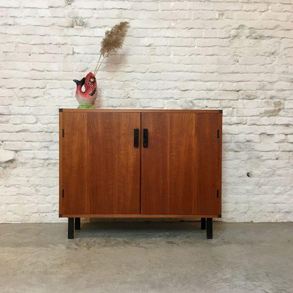 Die-Firma-vintage-shop-Antwerp-vintage-Pastoe--Cees-Braakman-kastje