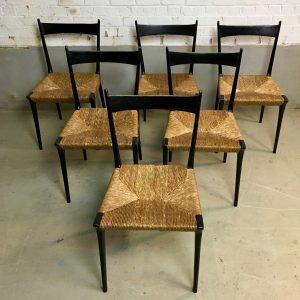Vintage Alfred Hendrickx S2 stoelen