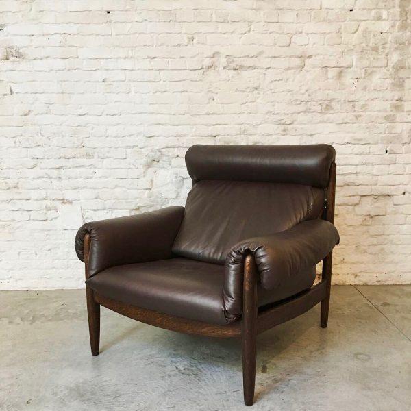 Die-Firma-vintage-shop-Antwerp-Vintage-Durlet-fauteuil-hocker
