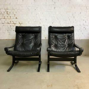 Vintage Westnofa Siësta Chairs