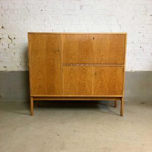Vintage Barkast/Secretaire – Van den Berghe Pauvers