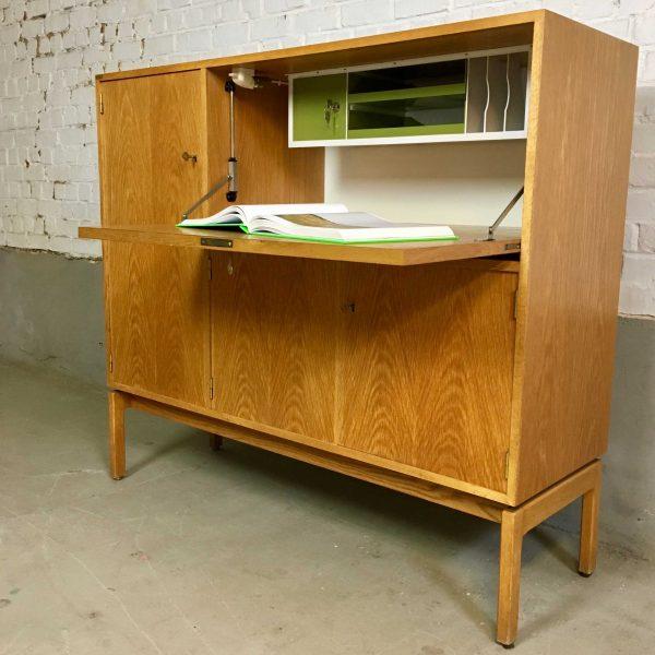 Die-Firma-vintage-shop-Antwerp-Vintage-barkast-secretaire-van-den-Berghe-Pauvers