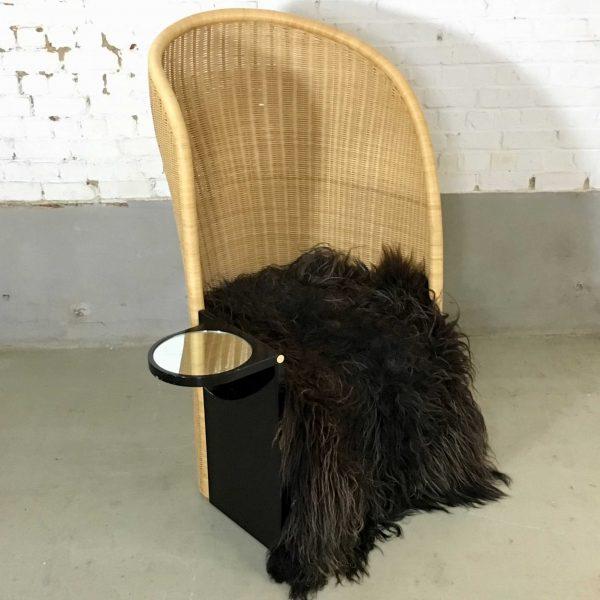 Die-Firma-vintage-shop-Antwerp-Vintage-rieten-fauteuil